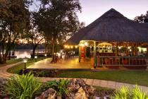Rainbow Tourism - A'Zambezi River Lodge